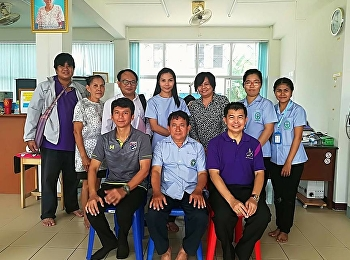 4 years in the practice of public health professional practice at Klong Khwai Hospital, Bang Rak, RD Samkhok and Bang Pho North Hospital.